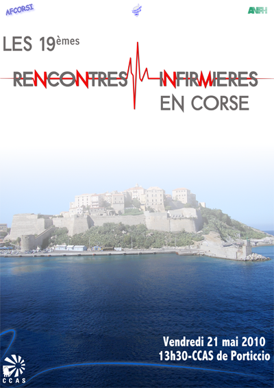 rencontres infirmieres corse